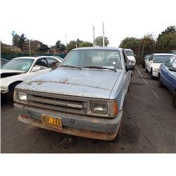 1988 Mazda B2200