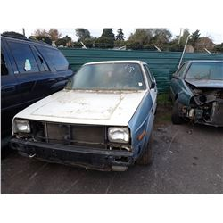 1990 Volkswagen GLI
