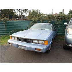 1983 Datsun 200SX