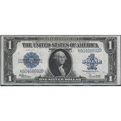 USA 1923 $1 silver certificate AU/UNC
