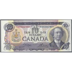 Bank of Canada 1971 $10  EDX REPLACEMENT STEEL Choice AU RAW