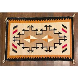 1960's Regional Navajo Weaving