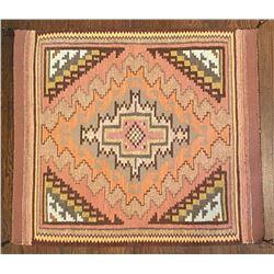 Navajo Burntwater Weaving