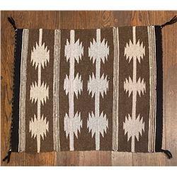 Navajo Wide Ruins Weaving