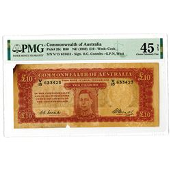 Commonwealth of Australia, ND (1949) Issued Banknote.