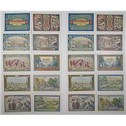 Freiburg (_wiebodzice, Poland). 1921. Lot of 20 Issued Notes.
