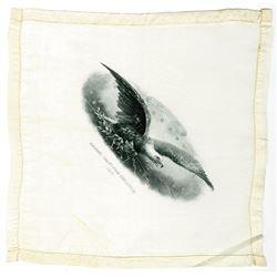 Panama - California Exposition - 1915, Exposition Silk Handkerchief.