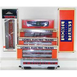 Assortment of Lionel Cars and Accessories
