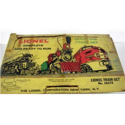 Lionel Set 244 6017 6825 6062 1025