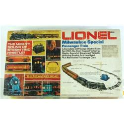 Lionel Milwaukee Special Set