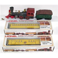 Lionel Set  The General