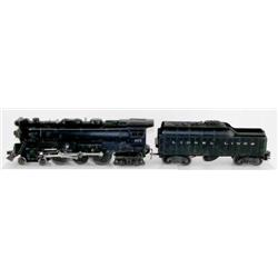 Lionel 665 Locomotive with Tender