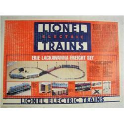 Lionel Erie Lackawanna 8906 Set in Box