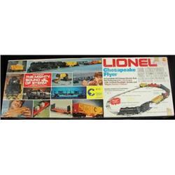 Lionel Chesapeake Flyer Set In Box