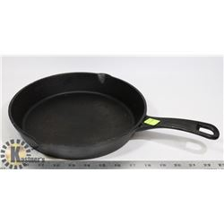 "GOODCOOK 10.5"" DIAMETER CAST IRON FRYING PAN"