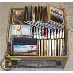 OVER 100 ROCK, COUNTRY & CLASSIC ROCK CDS