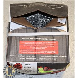 "50LB BOX OF 2"" NAILS"