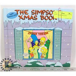 THE SIMPSONS XMAS BOX