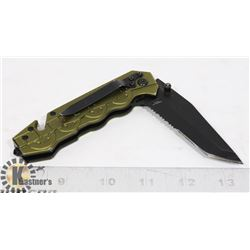 PROTEK USA INDUSTRIAL FOLDING KNIFE