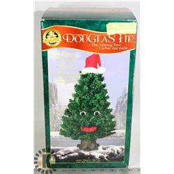 DOUGLAS FUR THE TALKING TREE DECORATION