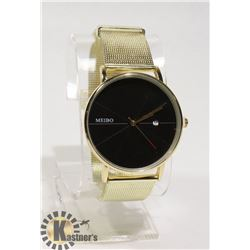 NEW MEIDO MENS WATCH
