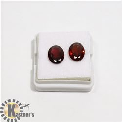 #2-DARK RED GARNET GEMSTONE 5.2ct