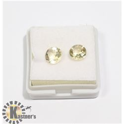 #66-CITRINE GEMSTONE ROUND 2.55ct