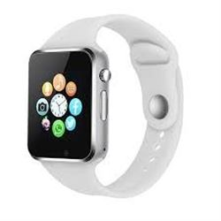 NEW WHITE BLUETOOTH SMART WATCH WITH CAMERA