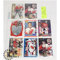 MARTIN BRODEUR HOCKEY CARD LOT ROOKIE CARD & XRC