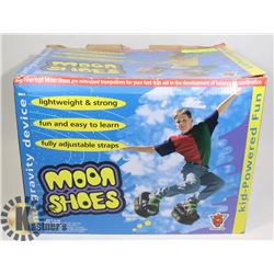 1989 VINTAGE MOON SHOES NEW IN BOX