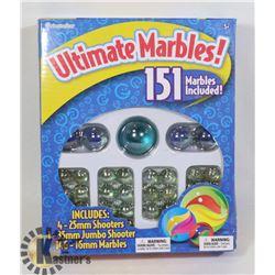 151 MARBLES SET