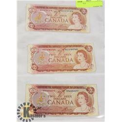1974 $2 BILLS