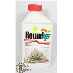 ROUND UP GRASS AND WEED CONTROL 1L