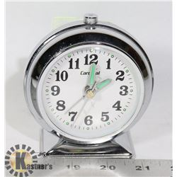 VINTAGE MECHANICAL CARDINAL CLOCK