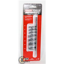 NEW OEMTOOLS 7 PC STAR SOCKET SET