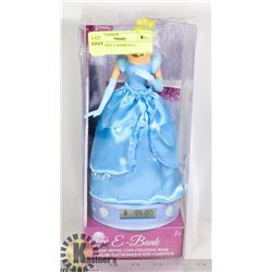 NEW DISNEY E-BANK/DOLL