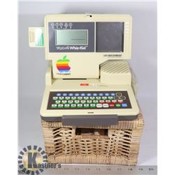 1980S TALKING WHIZ-KID EDUCATIONAL ELECTRONIC