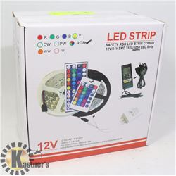 LOT OF 2 NEW LED STRIP KITS
