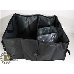 NEW SMART TRUNK CANVAS ORGANIZER. GENERAL