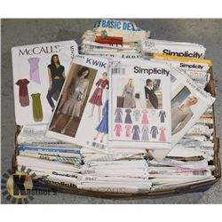 130+ SEWING PATTERNS