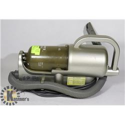 EUROPRO 900W CAR VACUUM-WORKS PERFECTLY
