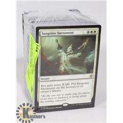 LOT OF 200+ MAGIC THE GATHERINGS CARDS