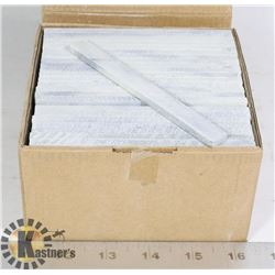 BOX OF 144 SOAPSTONE METAL MARKERS