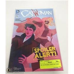 DC, CATWOMAN, ISSUE #42 COMIC