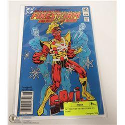 DC, THE FURY OF FIRESTORM, #13 COMIC