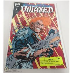 EPIC COMICS, HEAVY HITTERS (UNTAMED), ISSUE #1
