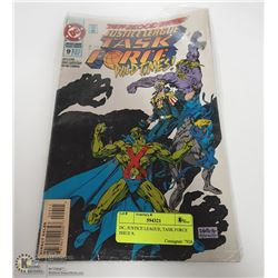 DC, JUSTICE LEAGUE, TASK FORCE ISSUE 9,