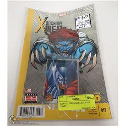 MARVEL, THE X-MEN, ISSUE # 13 COMIC
