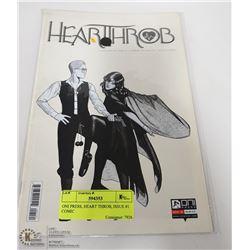 ONI PRESS, HEART THROB, ISSUE #1 COMIC