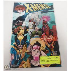 MARVEL, X-MEN '92 SECRET WAR, ISSUE 001. COMIC
